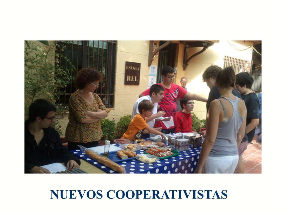 NUEVOS COOPERATIVISTAS