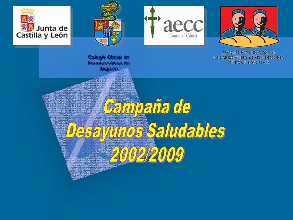 Colegio Oficial de Farmacéuticos de Segovia
