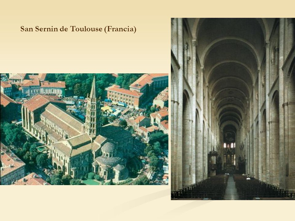 San Sernin de Toulouse (Francia)