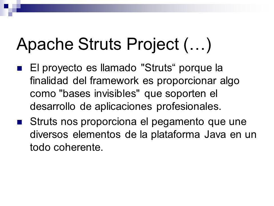 Apache Struts Project (…)