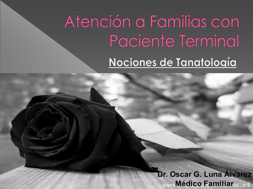 Dr. Oscar G. Luna Álvarez Médico Familiar