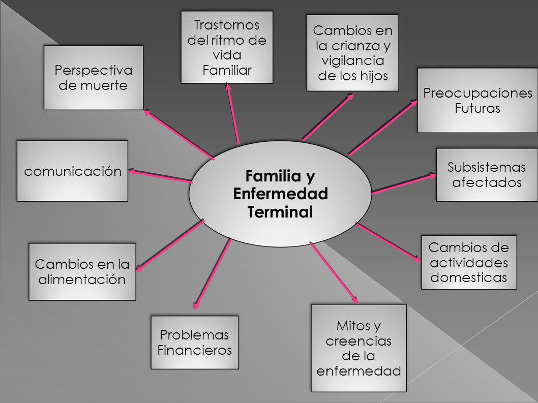 Familia y Enfermedad Terminal