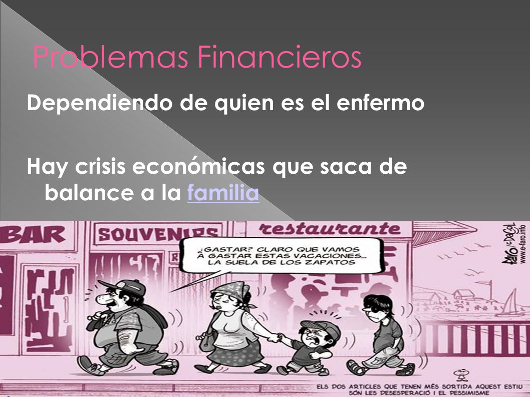 Problemas Financieros