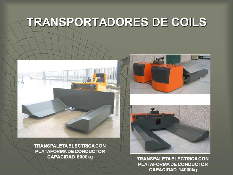 TRANSPORTADORES DE COILS