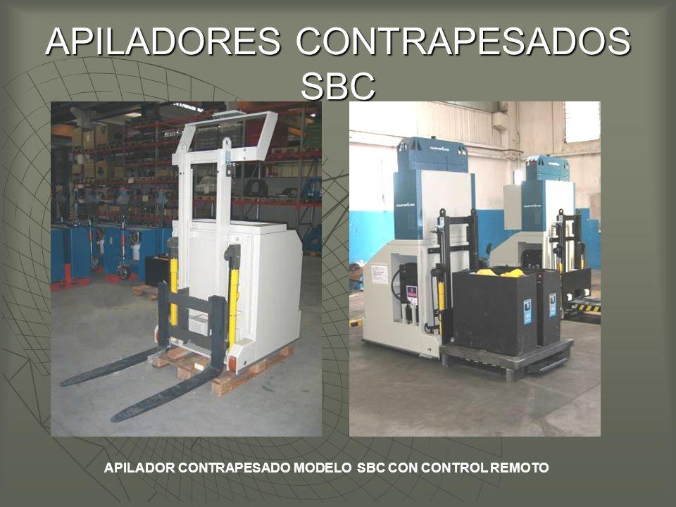 APILADORES CONTRAPESADOS SBC