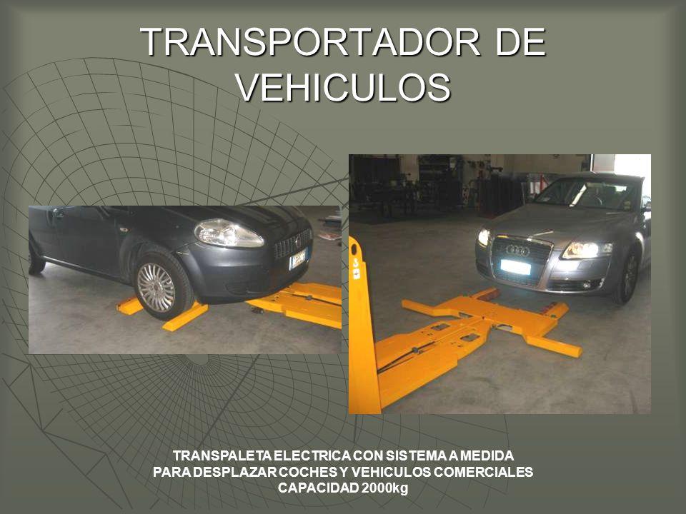TRANSPORTADOR DE VEHICULOS