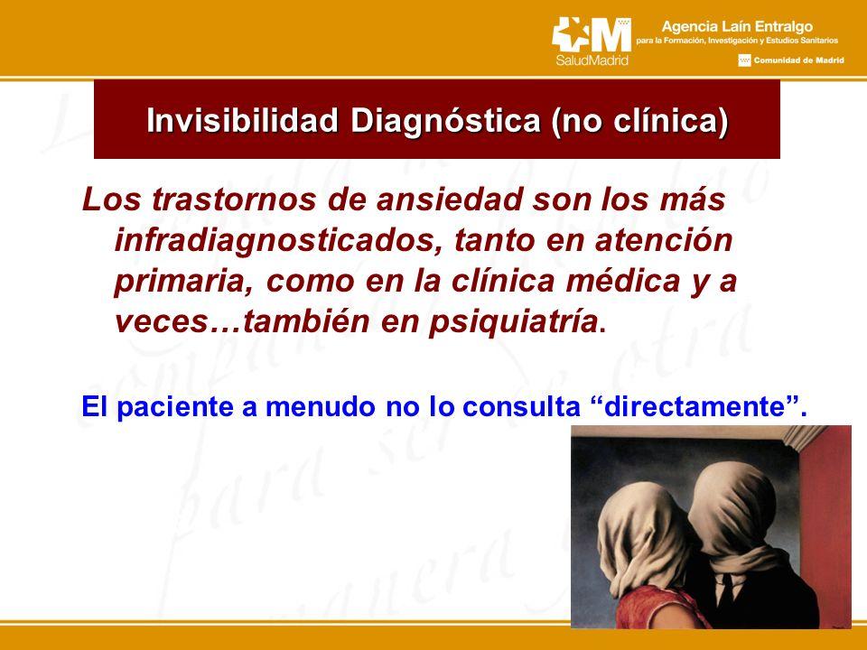 Invisibilidad Diagnóstica (no clínica)