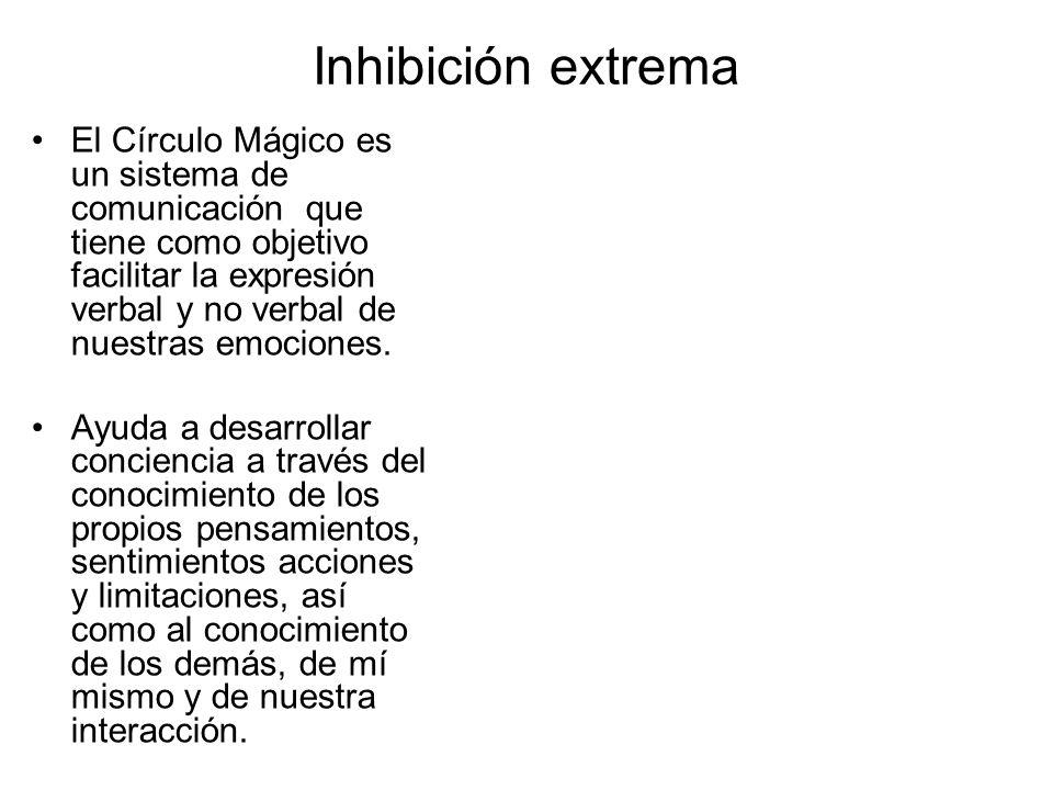 Inhibición extrema