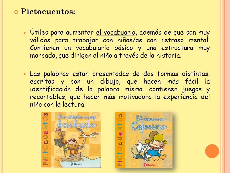 Pictocuentos:
