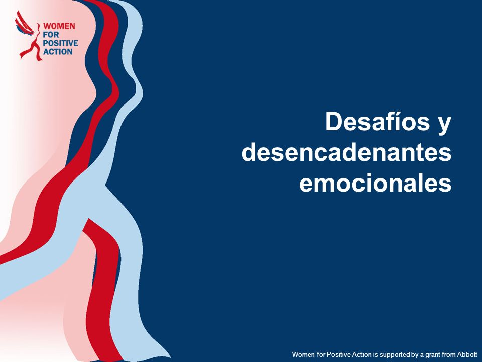 Desafíos y desencadenantes emocionales