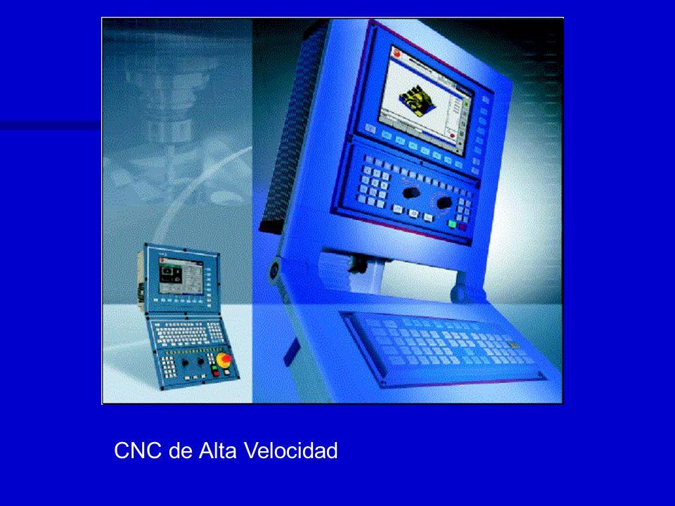 CNC de Alta Velocidad