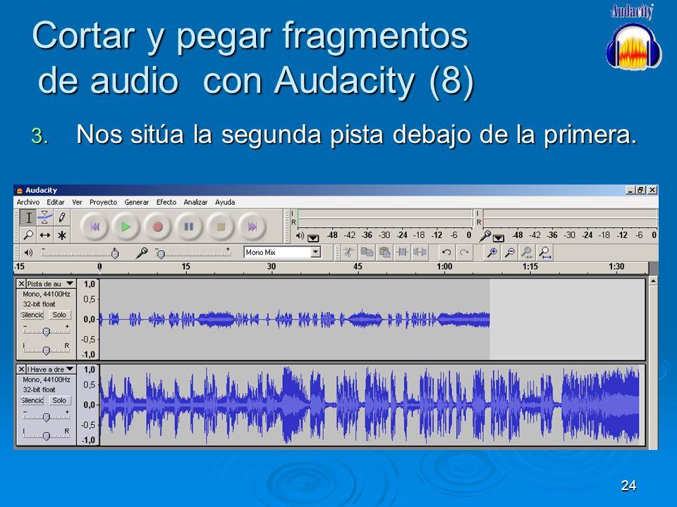 Cortar y pegar fragmentos de audio con Audacity (8)