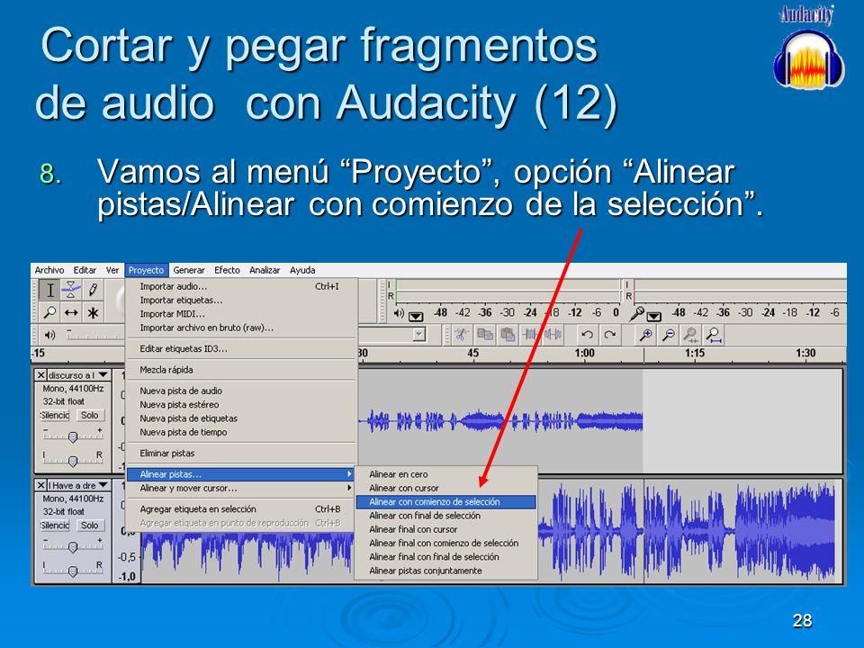 Cortar y pegar fragmentos de audio con Audacity (12)