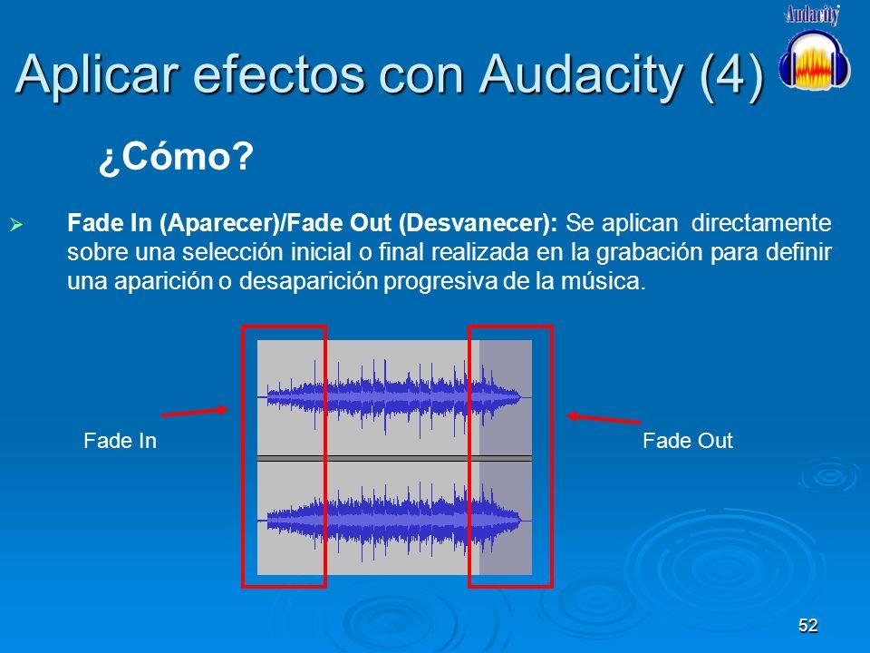 Aplicar efectos con Audacity (4)