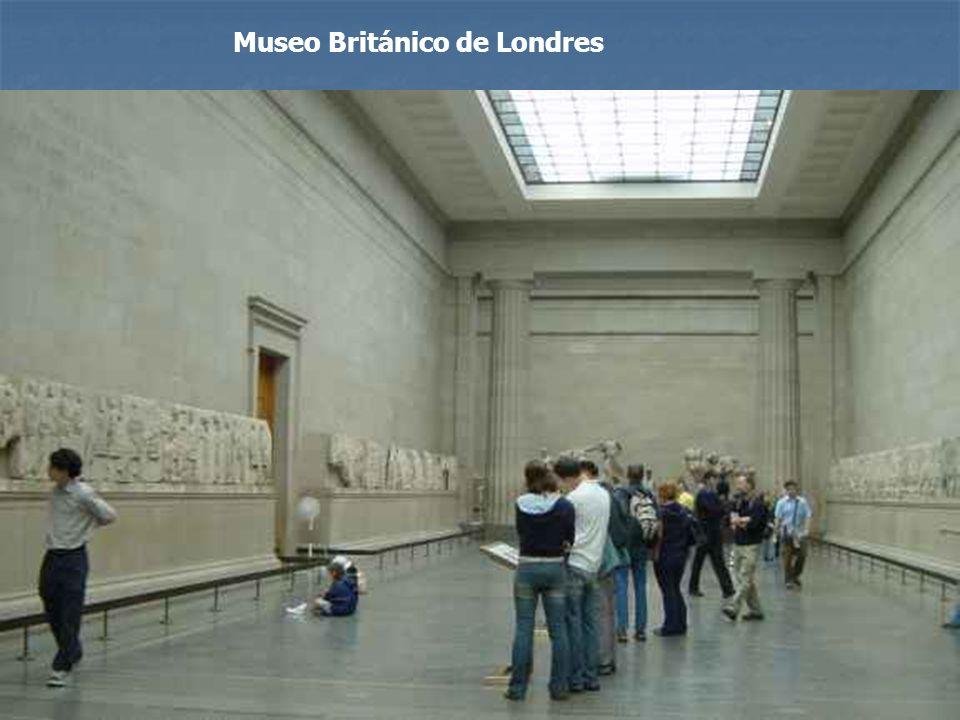Museo Británico de Londres