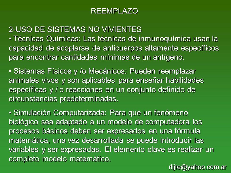 2-USO DE SISTEMAS NO VIVIENTES