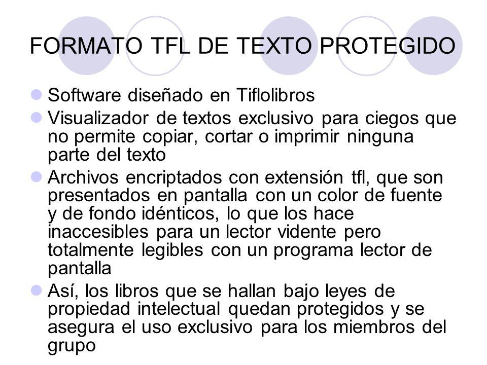 FORMATO TFL DE TEXTO PROTEGIDO
