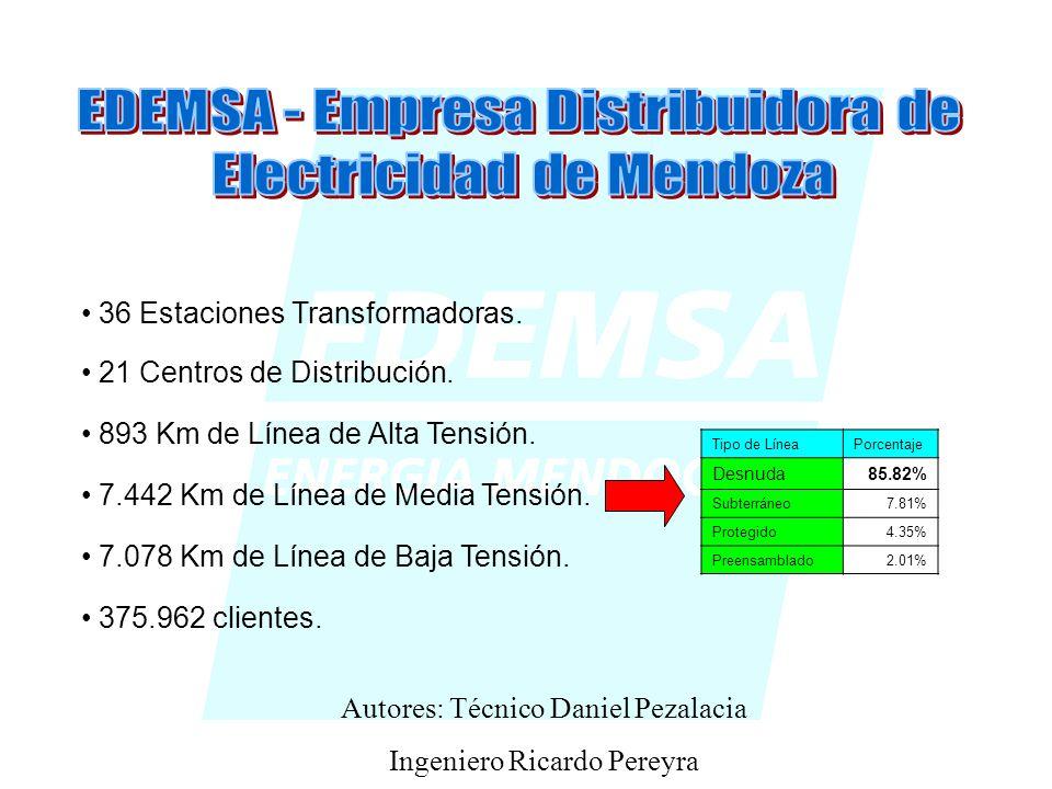 EDEMSA - Empresa Distribuidora de Electricidad de Mendoza