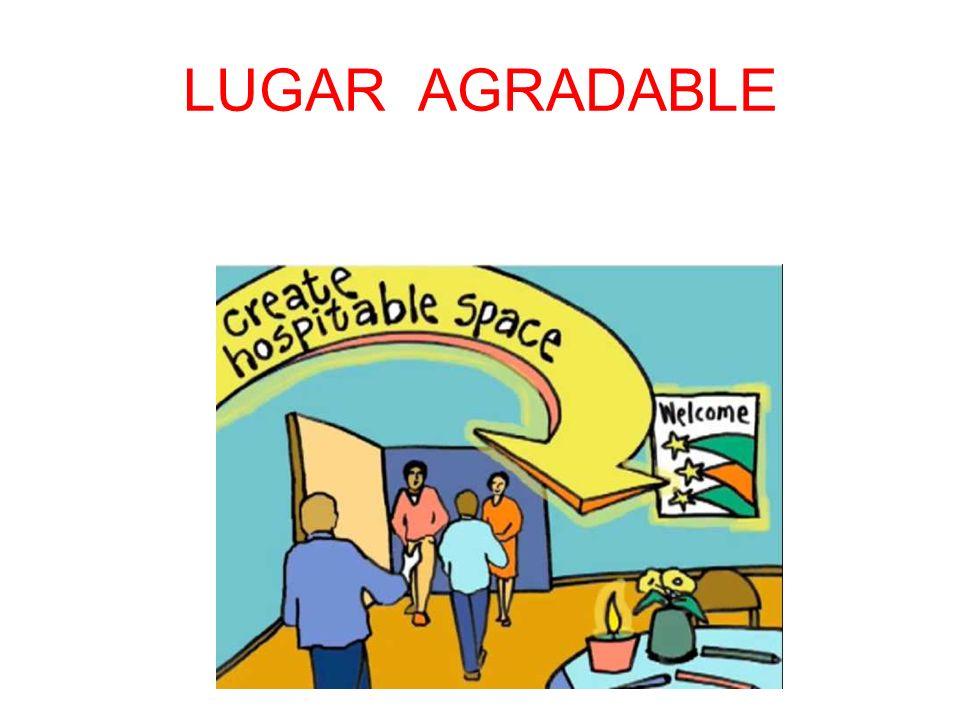 LUGAR AGRADABLE