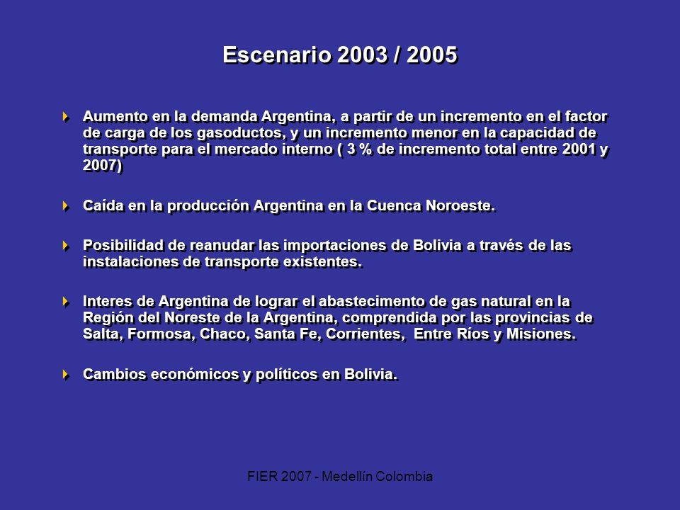 FIER 2007 - Medellín Colombia