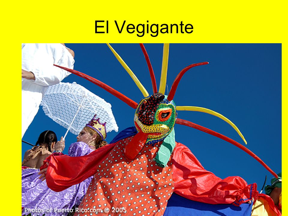 El Vegigante