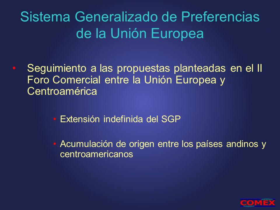 Sistema Generalizado de Preferencias de la Unión Europea