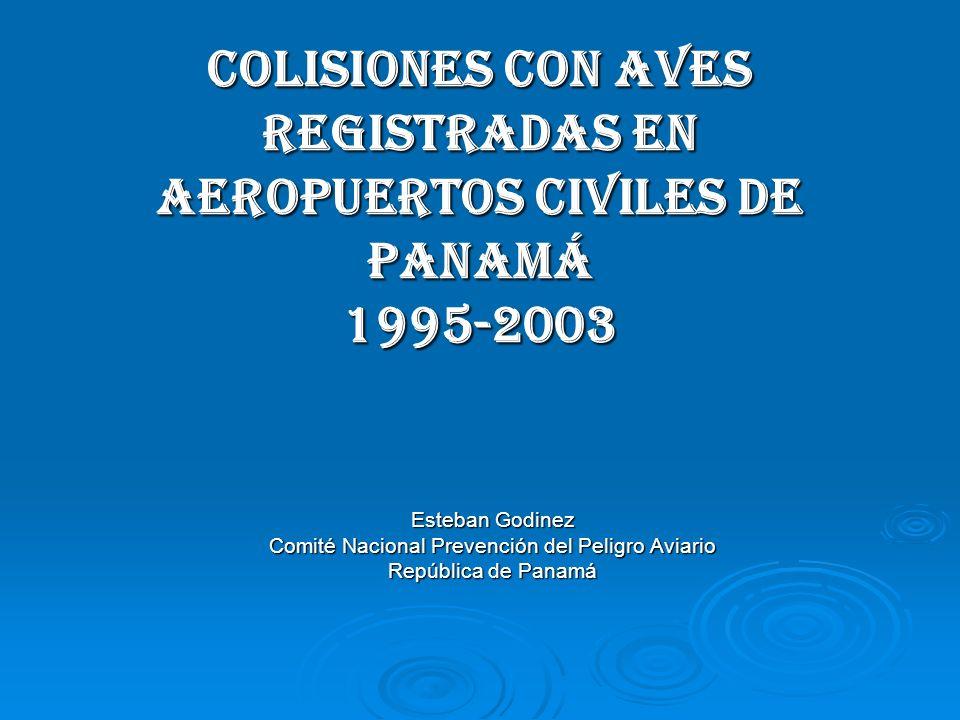 Comité Nacional Prevención del Peligro Aviario