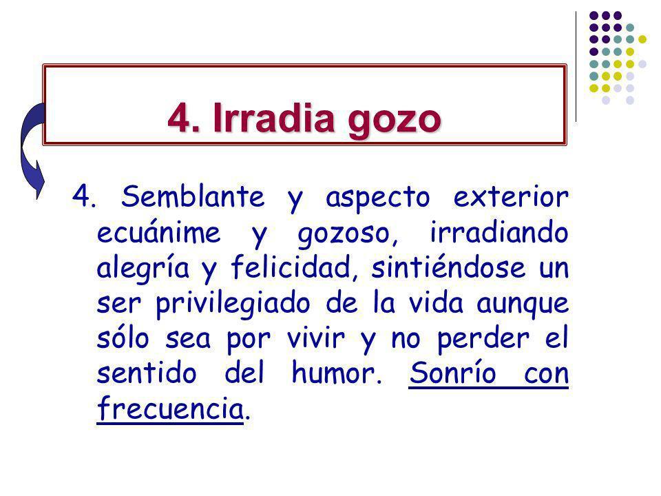 4. Irradia gozo