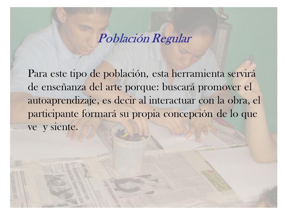 Población Regular