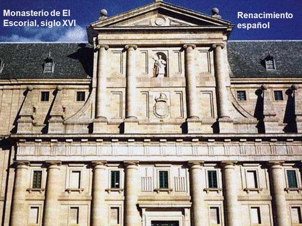 Monasterio de El Escorial, siglo XVI