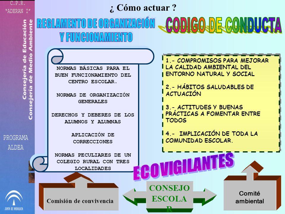 REGLAMENTO DE ORGANIZACIÓN Y FUNCIONAMIENTO CODIGO DE CONDUCTA