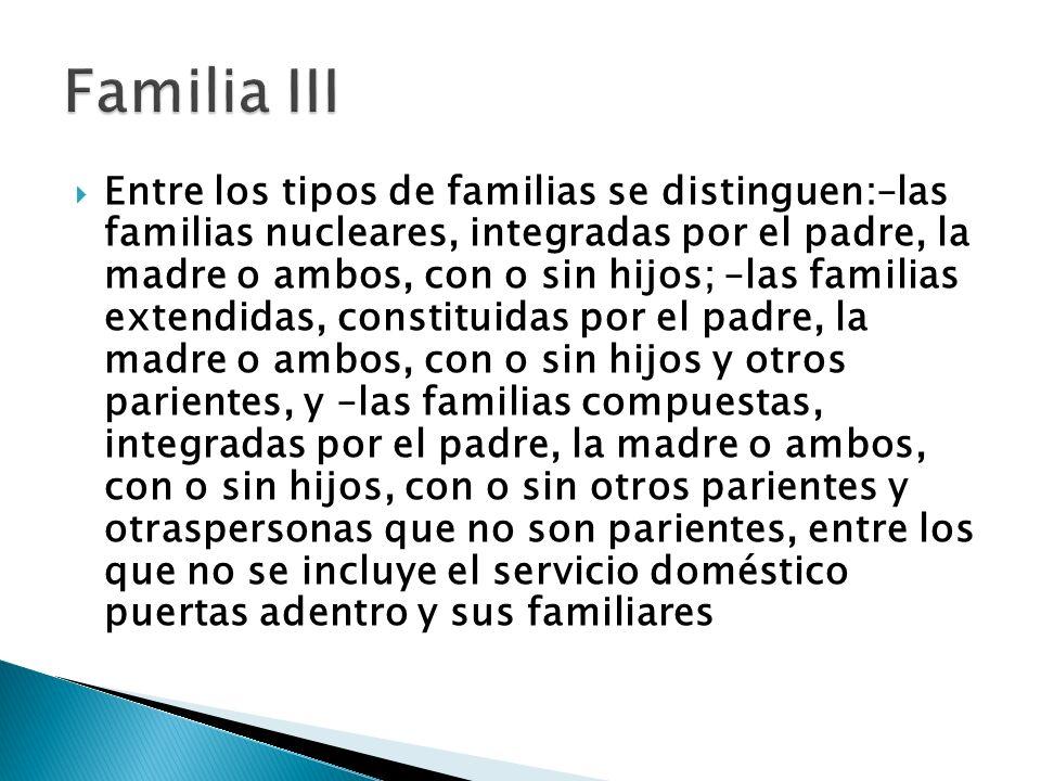 Familia III