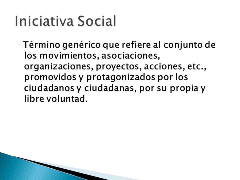 Iniciativa Social