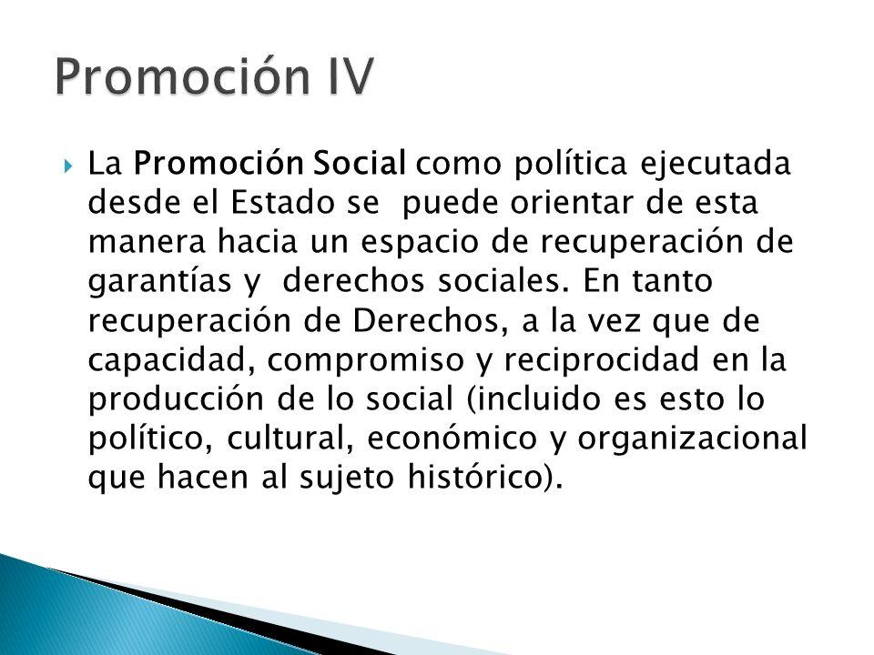 Promoción IV
