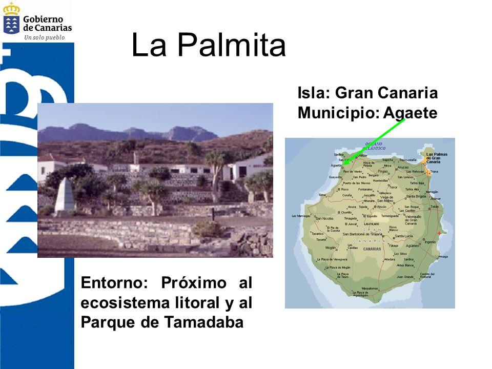 La Palmita Isla: Gran Canaria Municipio: Agaete
