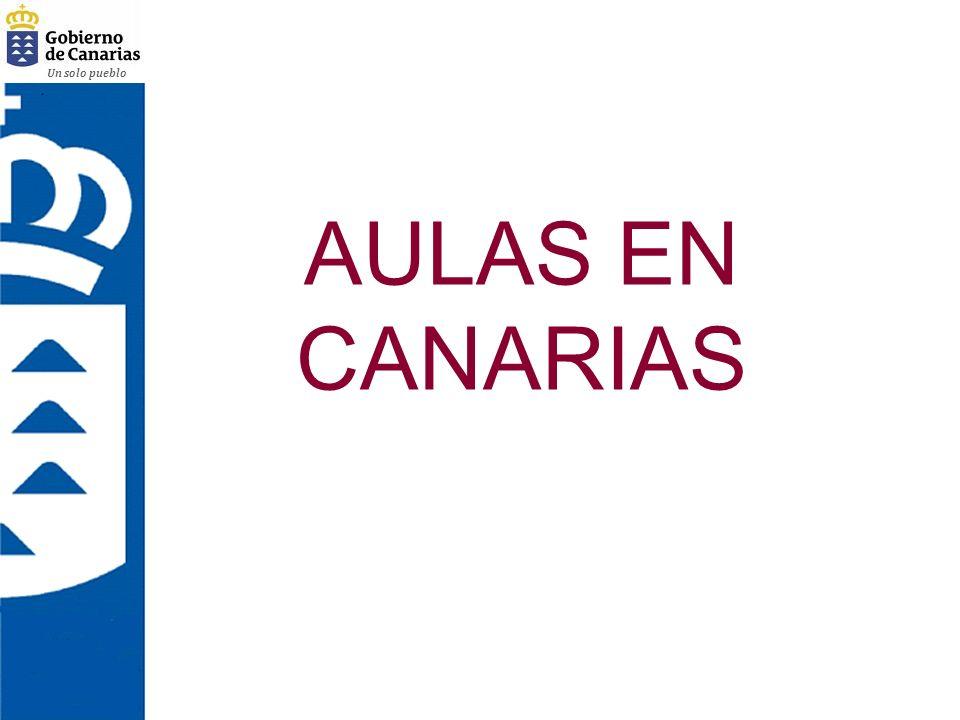 AULAS EN CANARIAS