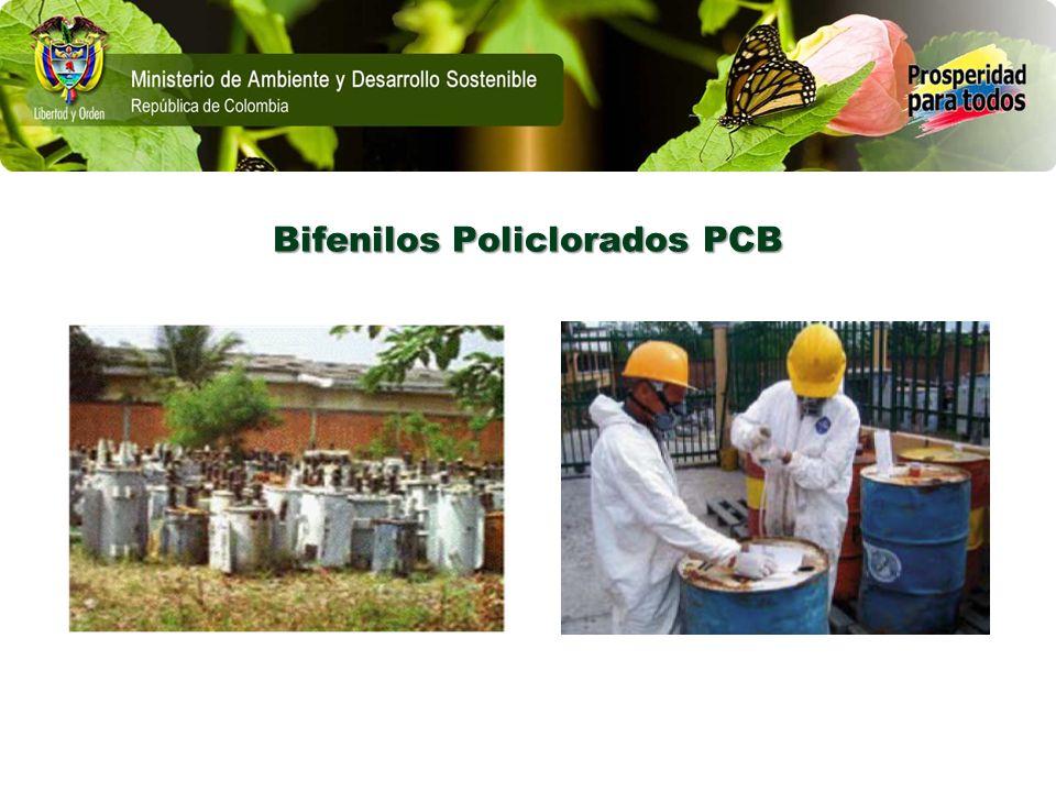 Bifenilos Policlorados PCB