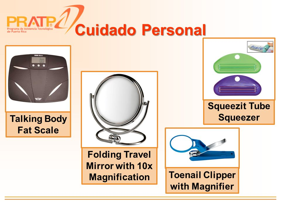 Cuidado Personal Squeezit Tube Squeezer Talking Body Fat Scale