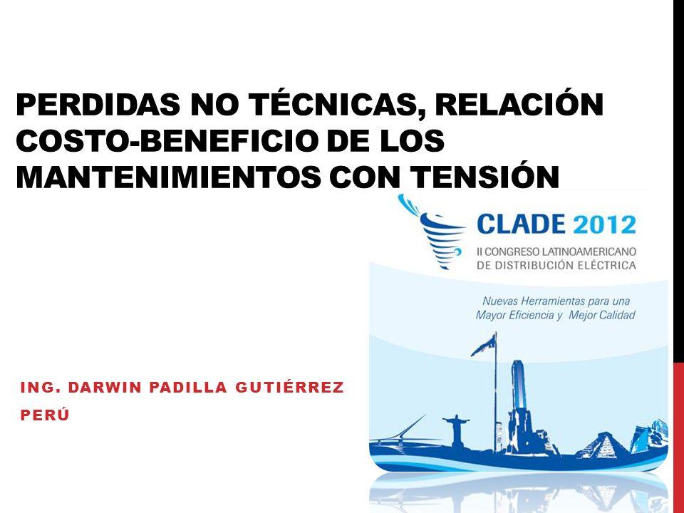 Ing. Darwin Padilla Gutiérrez PERÚ