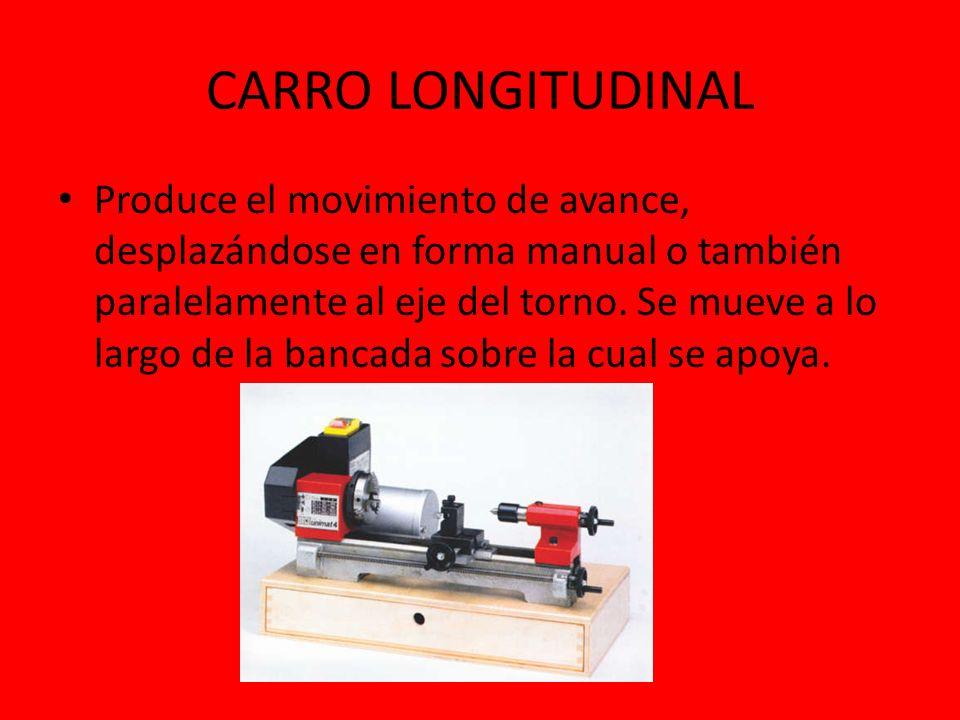 CARRO LONGITUDINAL