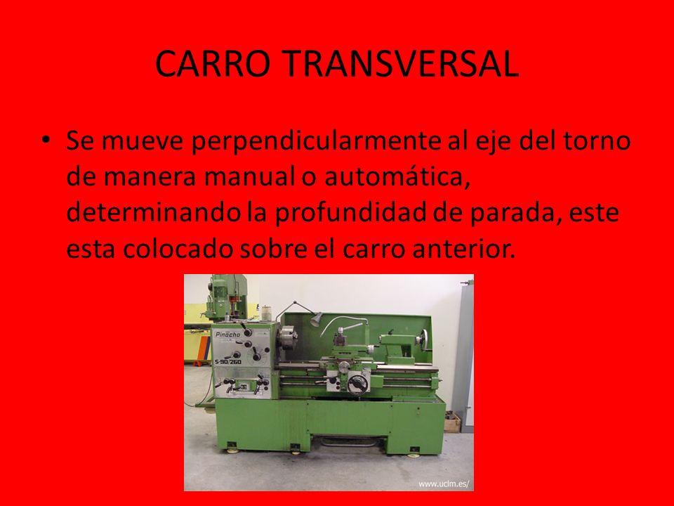 CARRO TRANSVERSAL