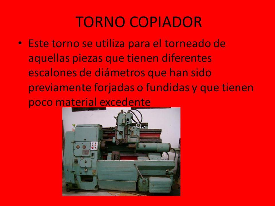 TORNO COPIADOR