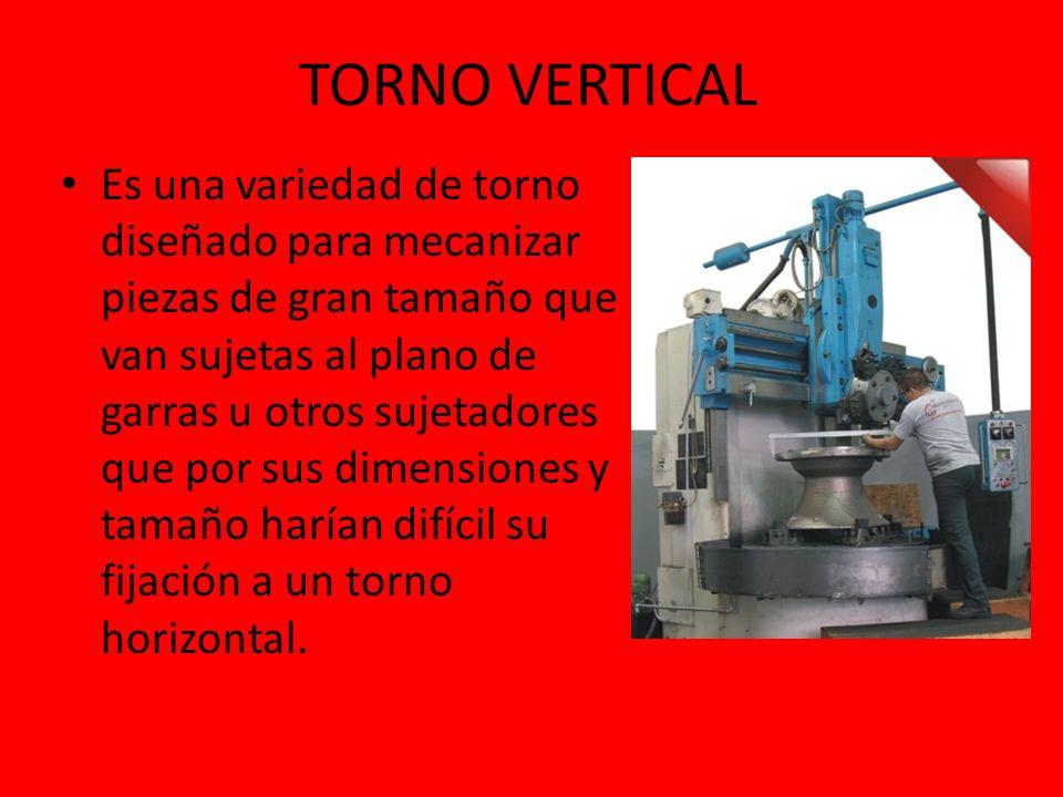 TORNO VERTICAL