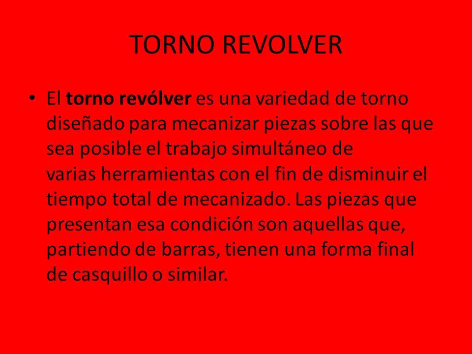TORNO REVOLVER