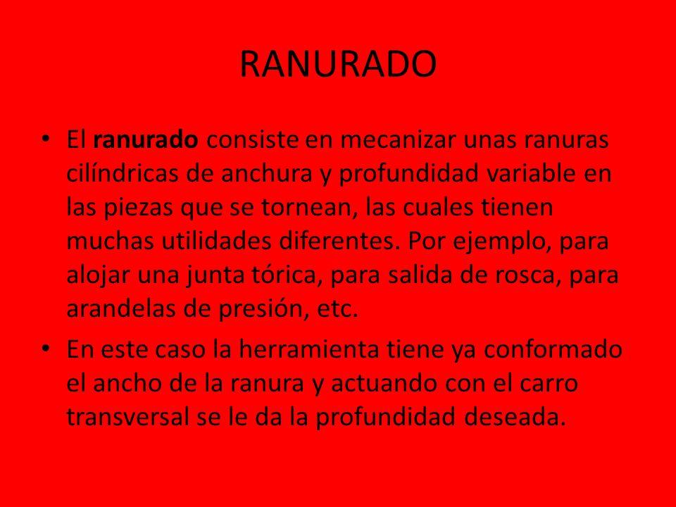 RANURADO