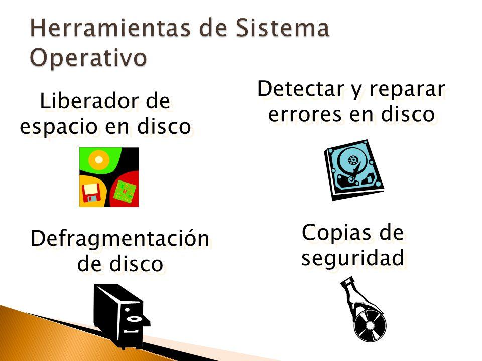 Herramientas de Sistema Operativo