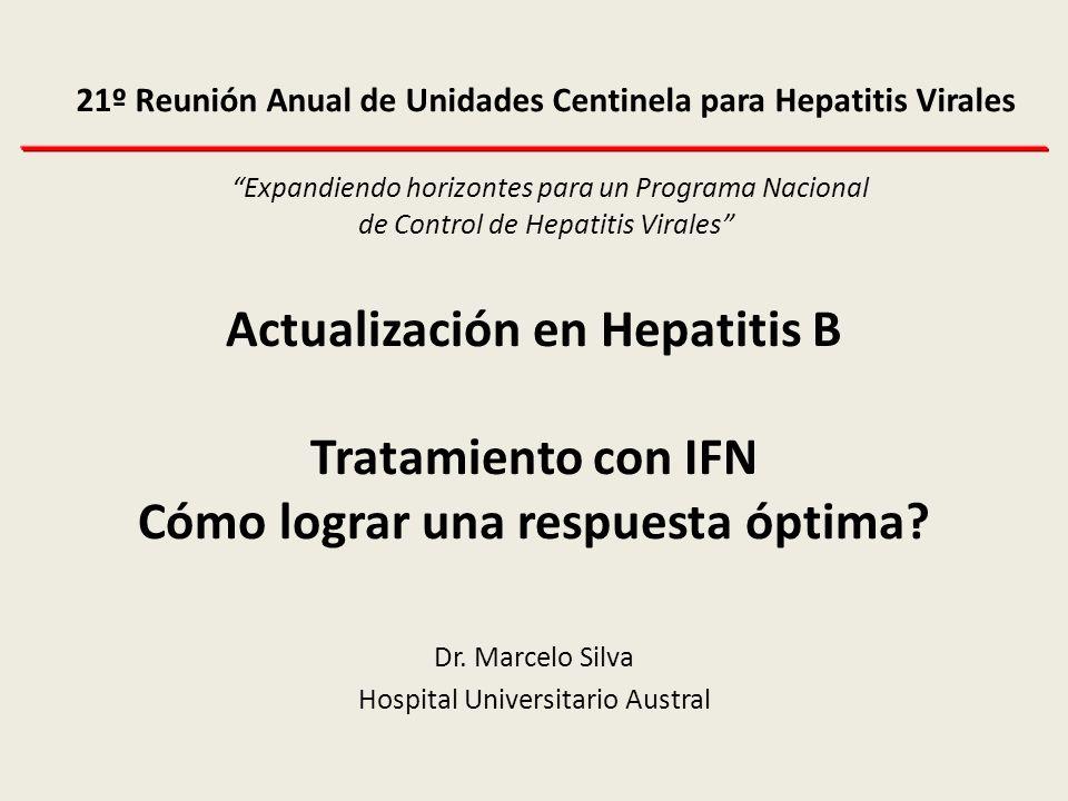 Dr. Marcelo Silva Hospital Universitario Austral