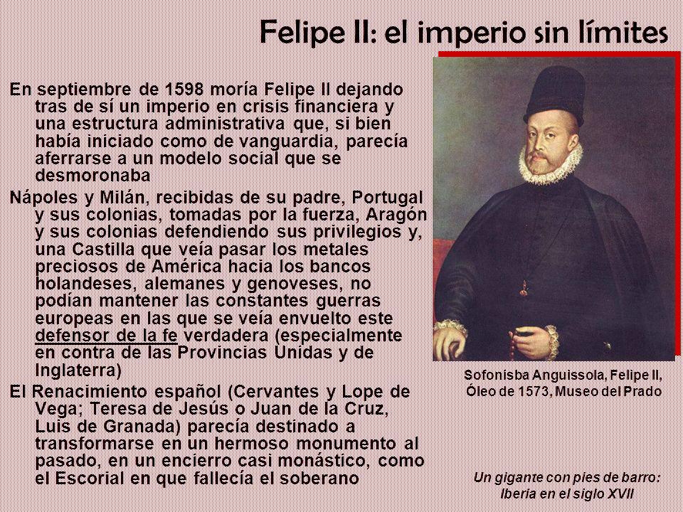 Felipe II: el imperio sin límites