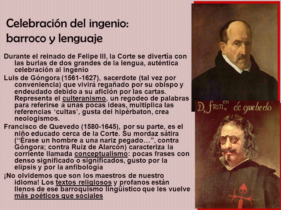 Celebración del ingenio: barroco y lenguaje
