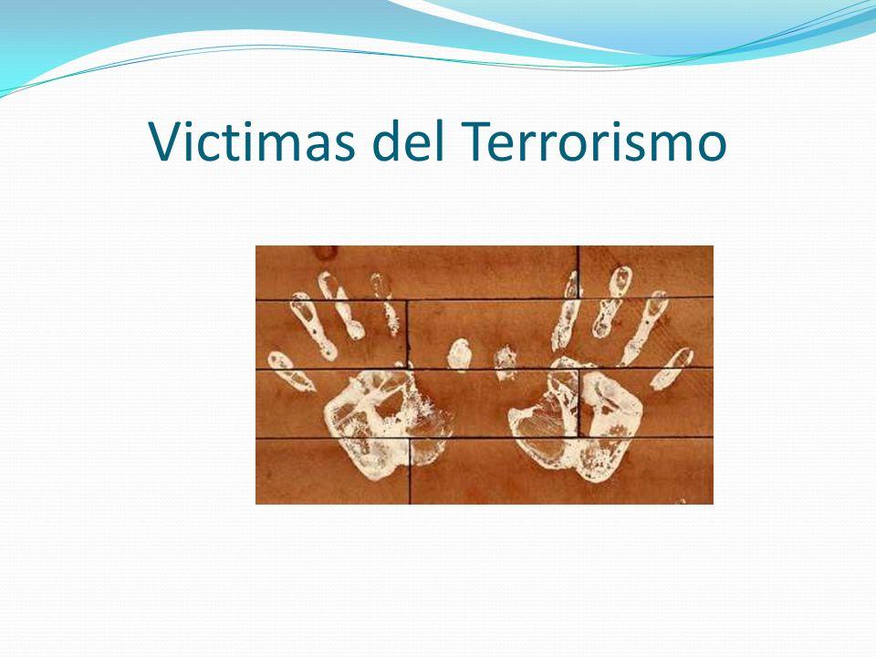 Victimas del Terrorismo